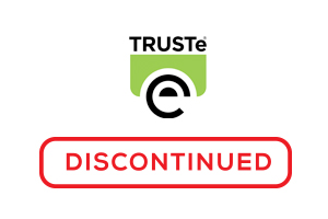 Discontinuation of TRUSTe - OpenSRS